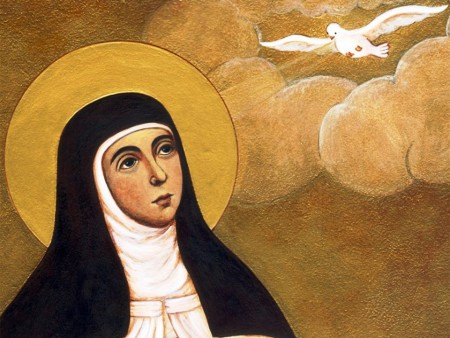 Solenidade de Santa Teresa de Jesus